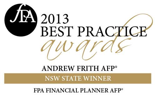 2013 SMSF Award Winner