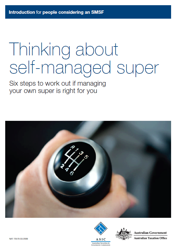 Self Managed Super Rules Property